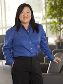 Photo of Katherine Kim, copyright UC Regents