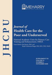 Journal of Health care for the poor and underserved