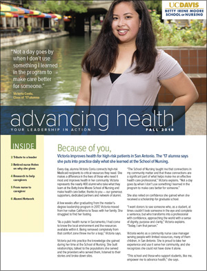 Advancing Health: Your Leadership in Action
