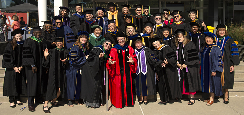 School of Nursing faculty, 2019