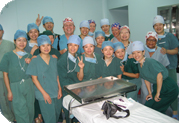 Cleft China Team