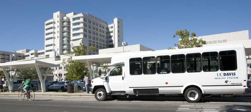 Parking and Transportation Services | UC Davis Health