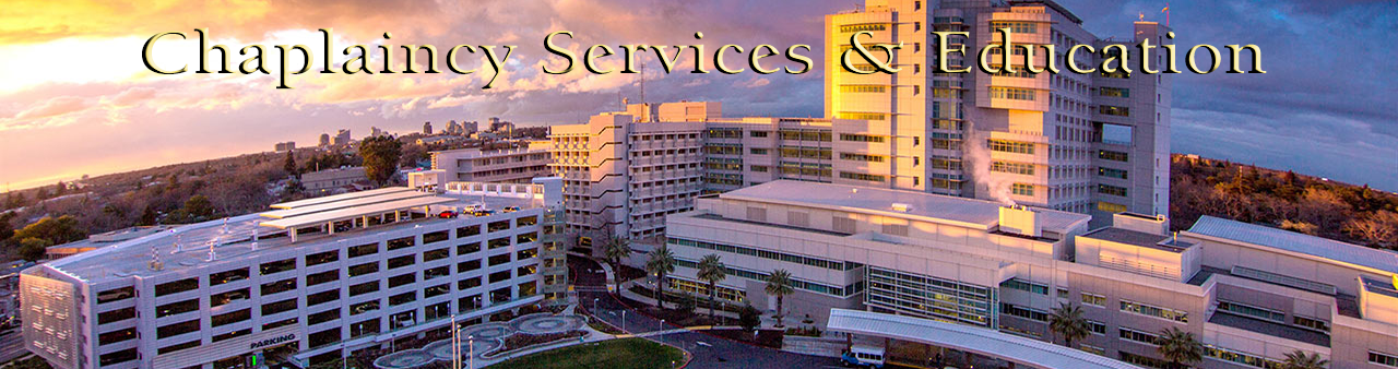 Chaplain Services at UC Davis Health
