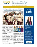 Clinical Laboratory Newsletter
