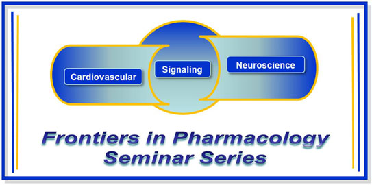 Frontiers in Pharmacology Lecture Series