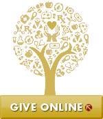 giving tree logo for give online
