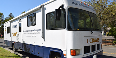 medical surveillance program mobile clinic