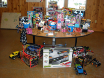 MDA Camp Donations
