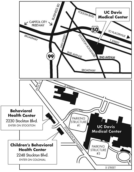 map of behavioral health clinics