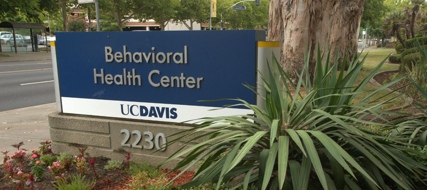 UC Davis Behavioral Health Center