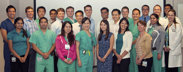2011 Resident Group Photo