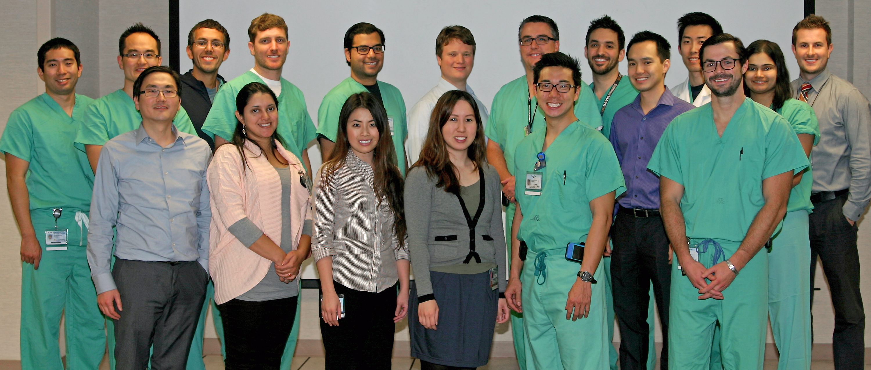 meet the residents in radiology 2013