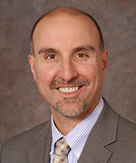 Photo of Dr. Valicenti © 2009 UC Regents