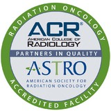 ACR-ASTRO accreditation logo © American College of Radiology