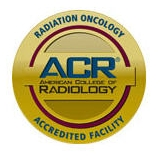 ACR accreditation logo © American College of Radiology