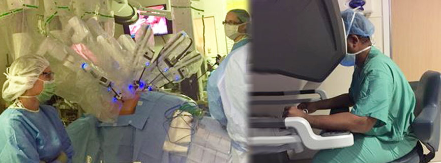Robotic-assisted surgery