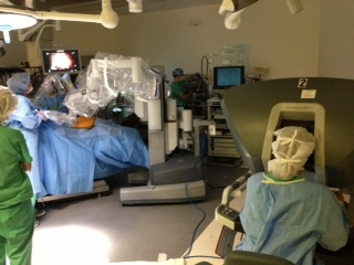 robotic-assisted pulmonary resection