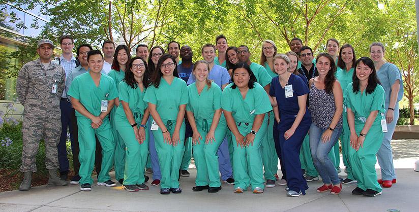 General Surgery Residency Housestaff roster | UC Davis