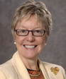 Diana L. Farmer, Chair of the Department of Surgery