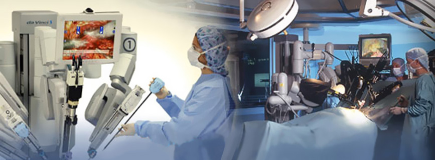 Gastrointestinal Robotic Surgery