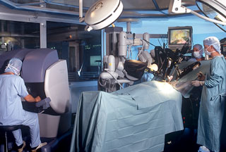 Leading-edge technology: robotic-assisted surgery, surgeons
