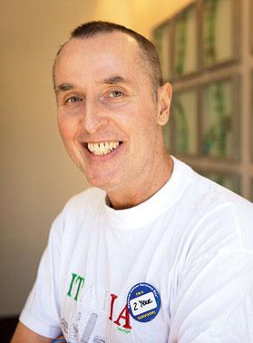 Mikel Nalley Portrait Of A Cancer Survivor