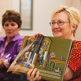 Writing group inspires patients, loved ones affected by cancer
