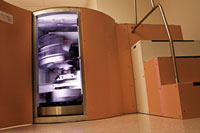 UC Davis-developed breast CT scanner