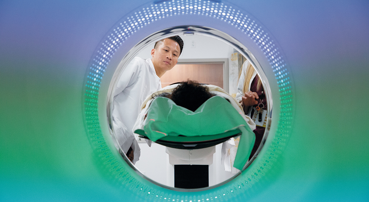 EXPLORER: The World's First Total-Body PET Scanner at UC Davis Health