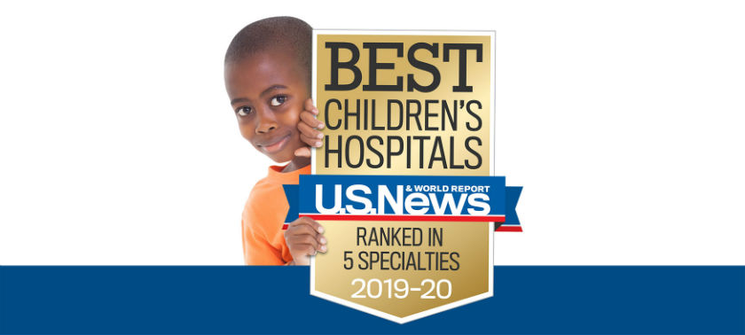 UC Davis Childrens Hospital Ranked #20 in Pediatric Urology