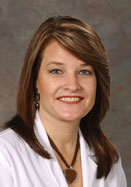 Photo of UC Davis Vascular Center Nurse Shanna Adams