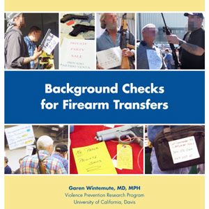 Report for Background Checks for Firearm Transfers - PDF