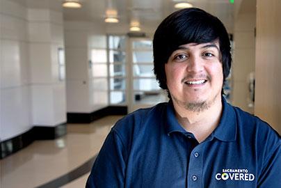 Raul Salazar patient navigator