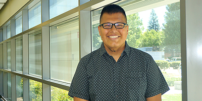 Melvin Florencio Lorenzo, a UC Davis engineering student, was determined to succeed, beating leukemia and keeping up with his studies