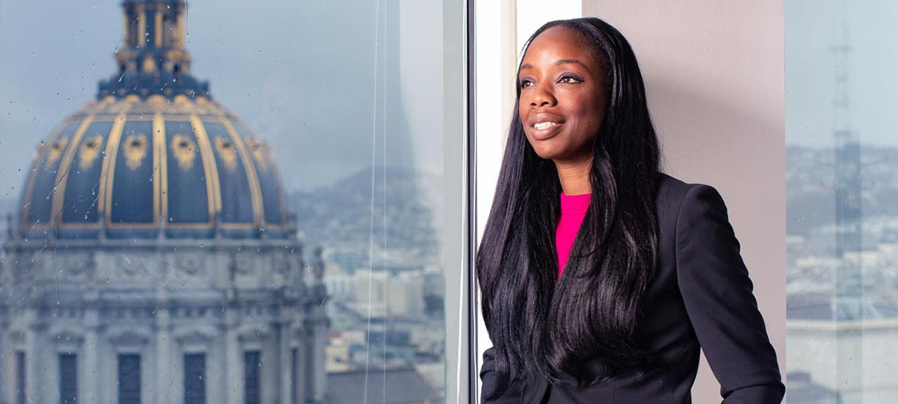 Nadine Burke Harris in San Francisco