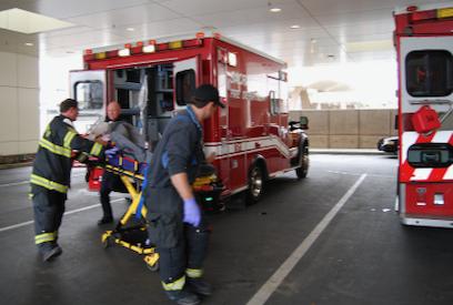 Ambulance © UC Regents